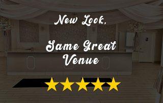 LeVenue New Look Same Great Venue 5 Stars