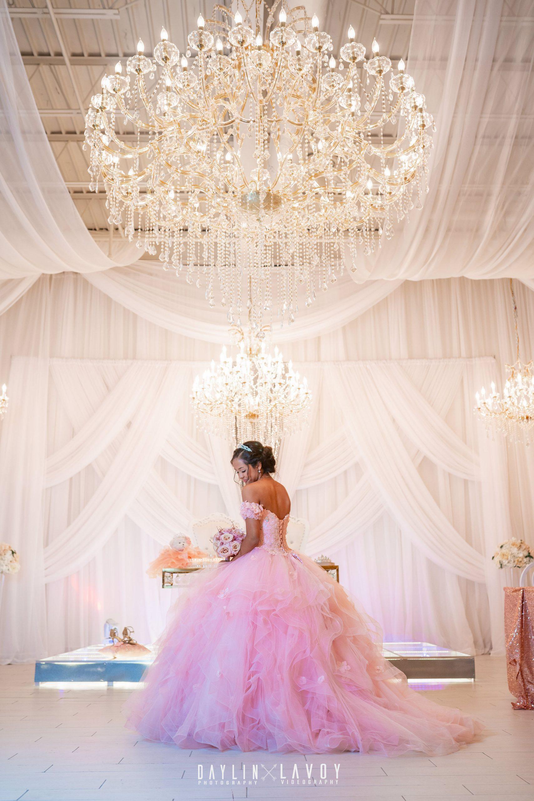 LeVenue Quinceañera front ballroom model