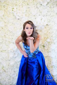 LeVenue Sweet 16 wall flower model